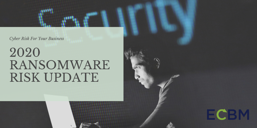 2020 Ransomware Risk Update