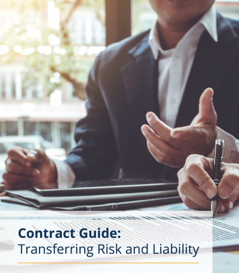Contract guide-transferring risk and liability