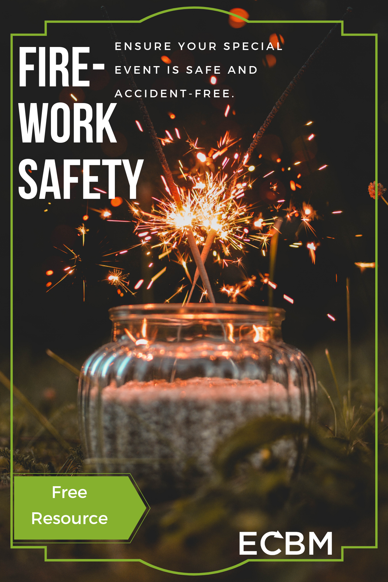 Firework Safety Pinterest