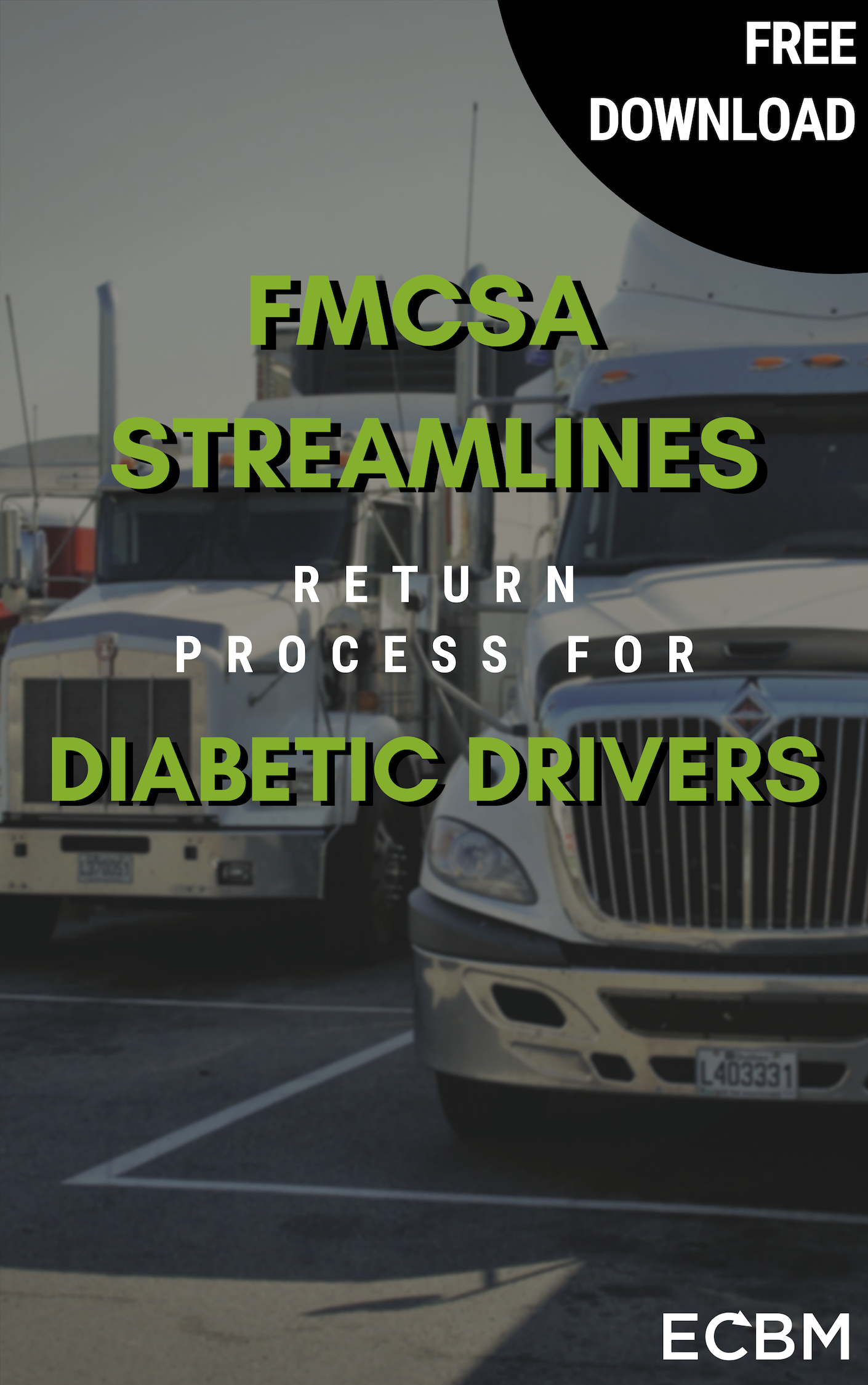 FMCSA Streamlines Return Process for Diabetic Drivers (1)