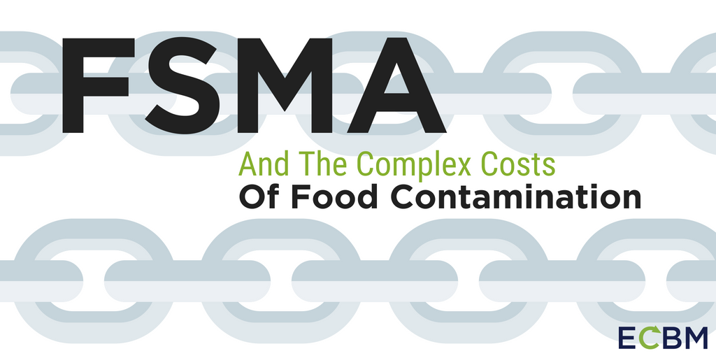 FSMA And The Complex Costs Of Food Contamination