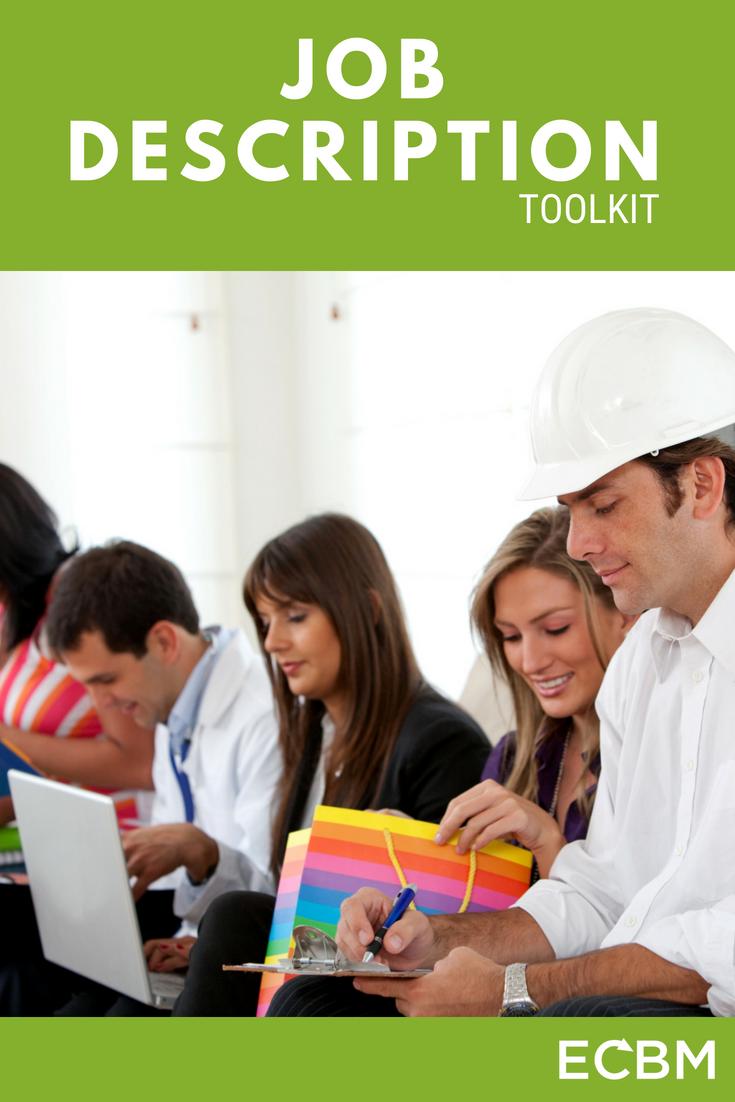 HR Insights Job Descriptions