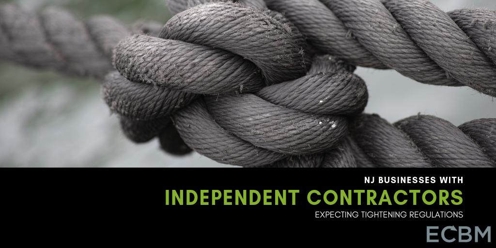 Independent Contractors Expecting Tightening Regulations
