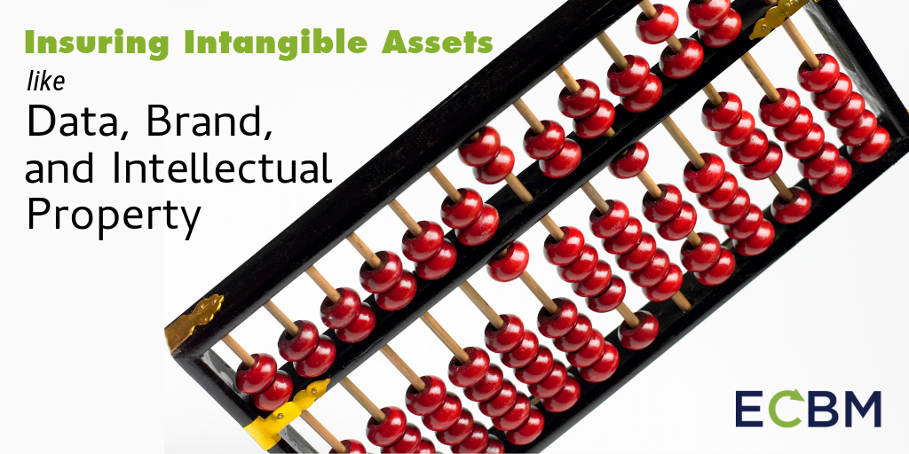 Insuring Intangible Assets Like data brand intellectual property abacus