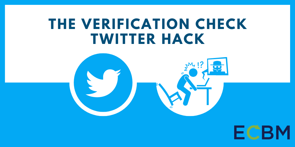 Twitter Hack Verified user blog post insurance