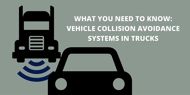 F-CAM collision avoidance systems truck