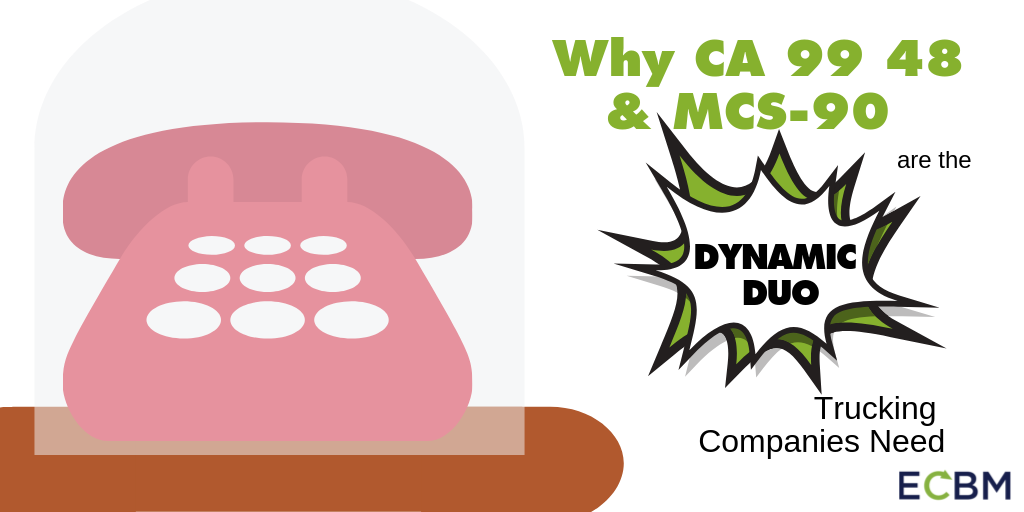 Why CA 99 48 And MCS-90 Are The Dynamic Duo