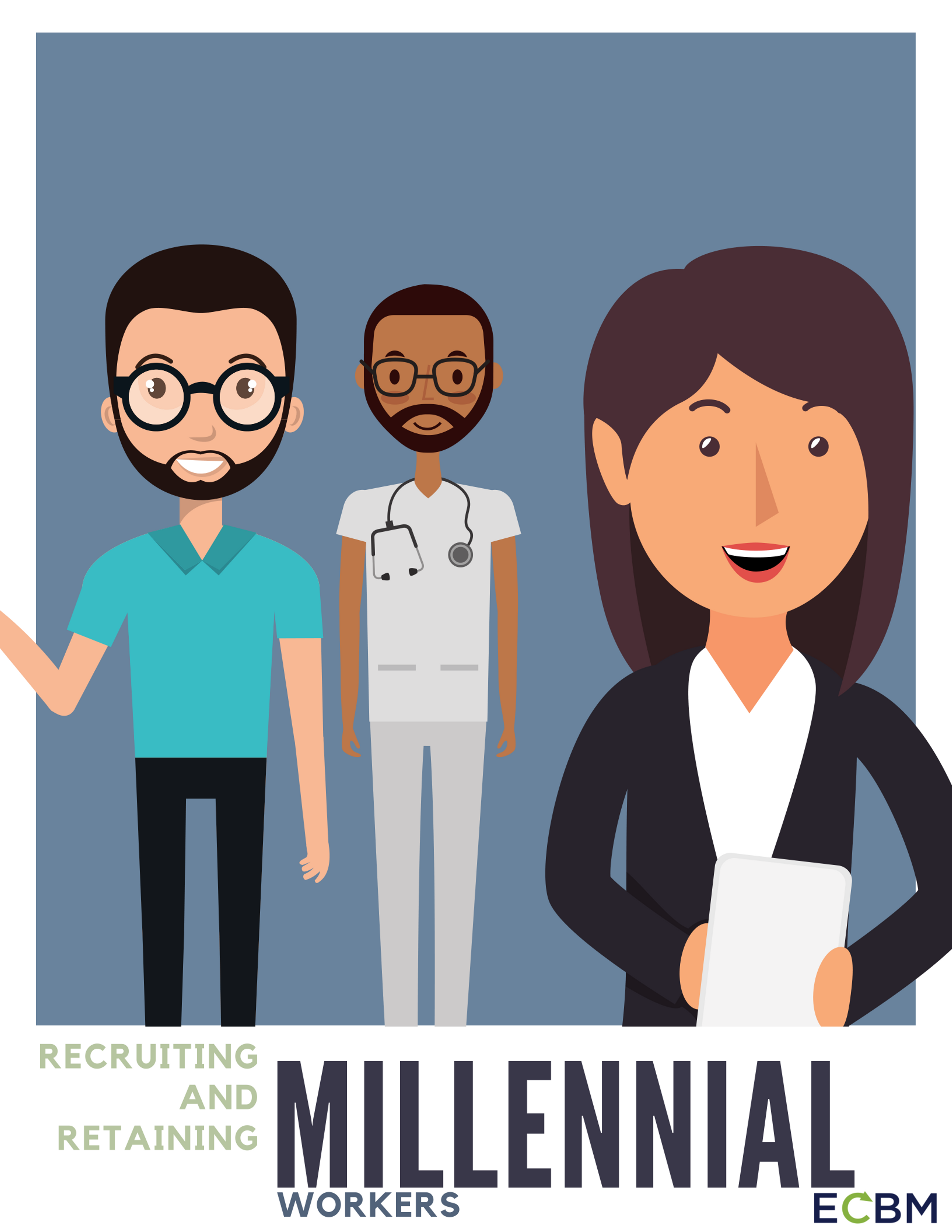 millennial workers recruiting and retaining