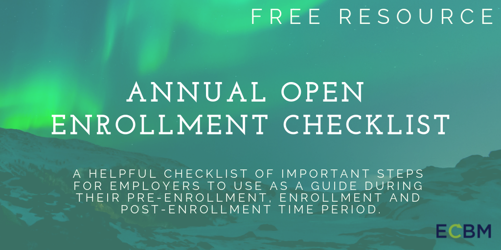 Annual Open Enrollment Checklist c-2