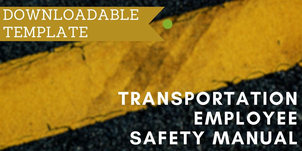 Transportation Employee Safety Manual (1)