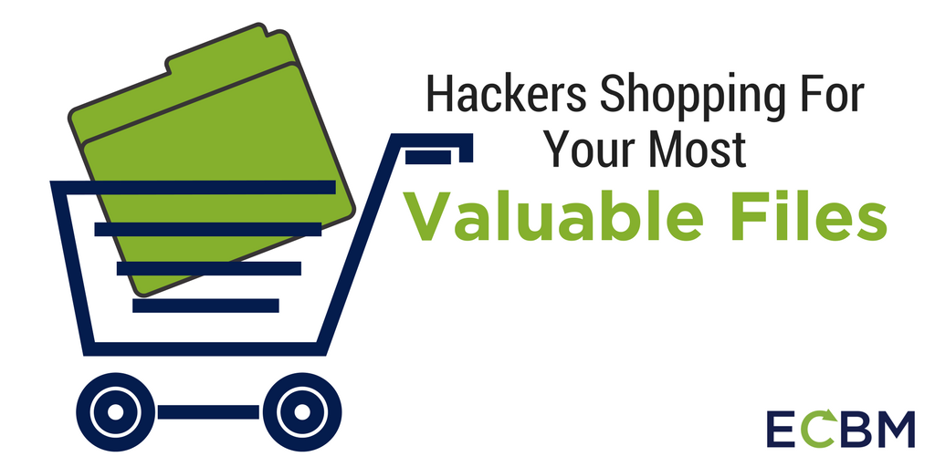 Hackers Shopping For Your Most Valuable Files