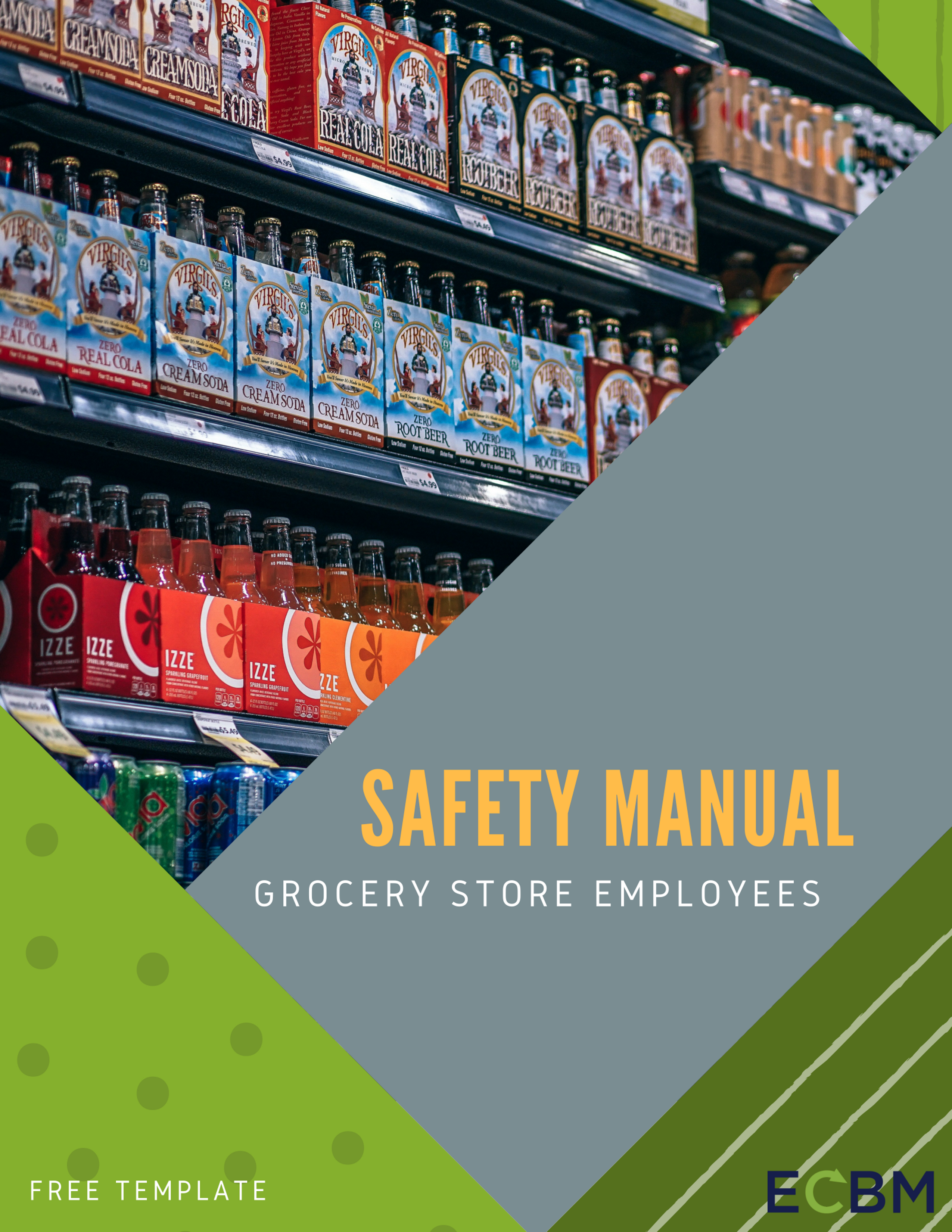 safety manual grocery store employees manual image-1
